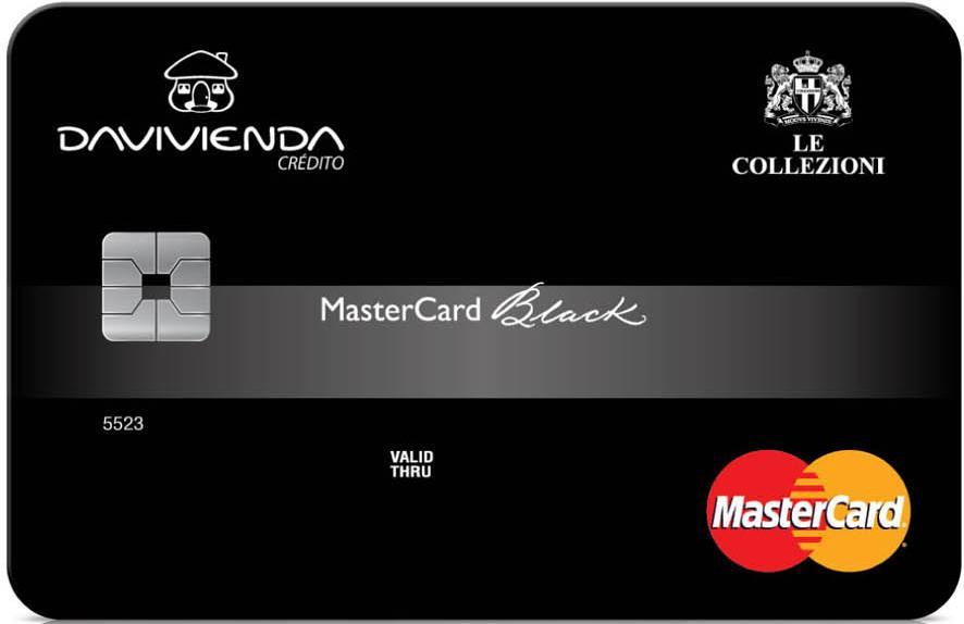 tarjeta de crédito negro mamada