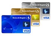 Tarjeta Débito del Banco de Bogotá