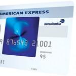 tarjeta azul american express bancolombia
