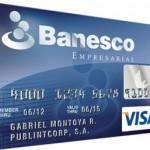 visa empresarial de banesco