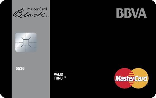 black mastercard