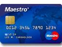 Tarjeta debito Maestro
