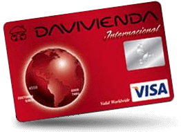 garantizada davivienda visa