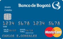 tarjeta credito joven banco de bogota