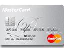 Tarjeta de crédito MasterCard Platinum