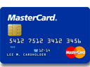 Tarjeta de crédito MasterCard Standard
