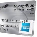 Tarjeta Mileage Plus Premium American Express Bancolombia