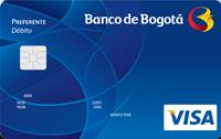 tarjetas banco de bogota