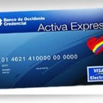 Tarjeta Bono Regalo del Banco de Occidente