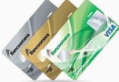 Tarjeta Bancoomeva Clásica