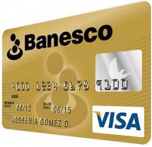 Visa Gold De Banesco